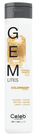 gemlites cognac quartz