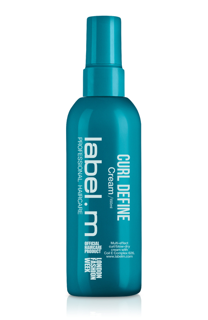 curl define cream