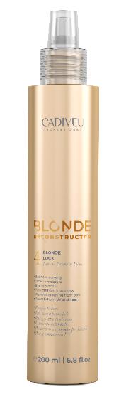 Blonde Lock