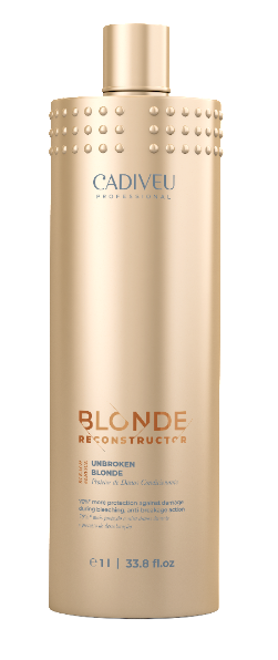 unbroken blonde